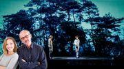 Théâtre en mode univers virtuel dans Empreinte digitale