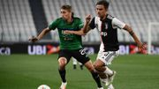 Grâce à Ronaldo, la Juventus partage face à l'Atalanta