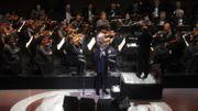 Koweït: Bocelli en vedette à l'inauguration d'un gigantesque centre culturel