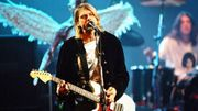 La guitare de Kurt Cobain en vente