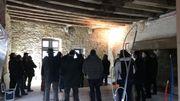Devenu un bâtiment privé, le donjon de Crupet a ouvert ses portes exceptionnellement jeudi.