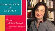 """Laurence Vielle lit """"L'avenir est aux gens qui se taisent"""" de Delphine Burnod"""