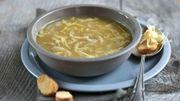 Recette : Soupe à l'oignon