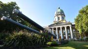 Un fusil d'assaut utilisé pour des meurtres à Belfast en 1992 retiré d'un musée londonien