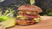 """Recette """"Fait Maison! Barbecue"""": Smash burger à ma façon"""