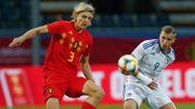 Antonucci, Bornauw et Coucke forfaits chez les U21, Delcroix rappelé pour affronter l'Allemagne