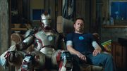 Robert Downey Jr. satisfait de son rôle d'Iron Man