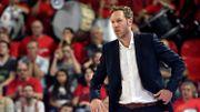 Le Spirou Charleroi se sépare de son coach Brian Lynch
