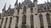 Près de 8 millions d'euros investis pour la restauration du palais provincial de Bruges
