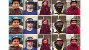 Une intelligence artificielle permet de reconnaître des manifestants masqués
