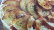 La cuisine anti-gaspi, c'est aussi succulent! Démonstration avec notre gratin aux baguettes sèches