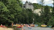 Sécheresse: kayak, distribution d'eau et feux... les nouvelles mesures dans la province de Namur