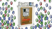 Cette copie scellée de Zelda peut être à vous… pour 110 000 dollars