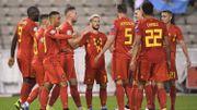 Un festival de buts contre Saint-Marin offre aux Diables leur qualification pour l'Euro 2020