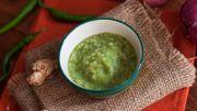 Recette de Candice: Chutney d'asperges vertes au gingembre confit