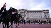 Les palais de la reine d'Angleterre menacés de décrépitude