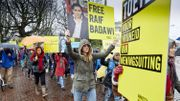 Manifestation le 15 janvier devant l'ambassade d'Arabie saoudite à La Haye