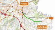 N4 : Sécurisation entre Arlon et Steinfort