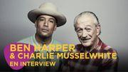L'interview de Ben Harper & Charlie Musselwhite