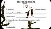 Le certificat médical pour le sport: efficace ou inutile?