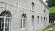 Travaux terminés pour le site de la caserne Terra Nova à la Citadelle de Namur