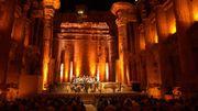À voir en ligne : un concert d'orchestre depuis un antique temple de Bacchus au Liban