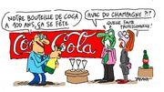Centenaire de la bouteille de Coca-Cola