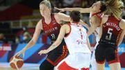 """Euro basket dames: premier tour contrasté pour les Belgian Cats mais """"elles ont appris de leurs erreurs"""", selon Thibaut Petit"""