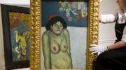"""Sotheby's met en vente """"La Gommeuse"""" de Picasso le 5 novembre à New York"""
