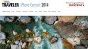 C'est de l'art sur le web : le concours photos du National Geographic