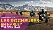 Les Rocheuses en Harley