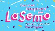 """""""Ceci n'est toujours pas LaSemo"""" se déroulera les 9, 10 et 11juillet à Enghien"""