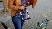 Découvrez l'antivol pour vélo à l'odeur de putois