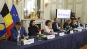 Les six partis de la nouvelle majorité bruxelloise valident le programme du gouvernement