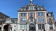 Un vingtaine d'œuvres ont péri dans l'incendie de l'ancien hôtel de Ville, en 1914.