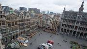 Le tapis de fleurs de la Grand Place de Bruxelles d'inspiration turque