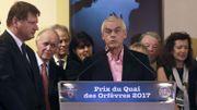 Pierre Pouchairet prix du Quai des Orfèvres 2017