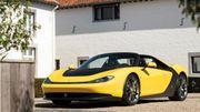Monaco : aux enchères, une des six Ferrari Sergio jamais construites