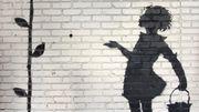 GB: un graffiti de Banksy sur l'espionnage détruit lors de travaux