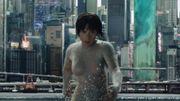 """Ghost in the Shell"" s'offre un bref aperçu avec Scarlett Johansson"