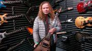 Dave Mustaine de Megadeth met en vente ses instruments