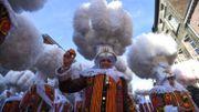 Le Carnaval de Binche reconnu depuis 15 ans comme Patrimoine de l'Unesco