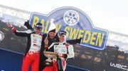 Latvala décroche un 4ème Rallye de Suède, Neuville prend trois points dans la Power Stage