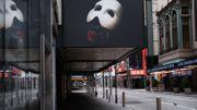 Pas de réouverture pour Broadway qui perd 30 millions de dollars par semaine