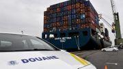 Cocaïne: la douane veut scanner 100% des containers au port d'Anvers