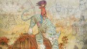 Apprendre à dessiner un tigre lors d'un atelier avec l'illustrateur de BD Johan Pilet