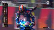 Rins devance Rossi à Austin, Marquez chute et cède la tête du championnat à Dovizioso
