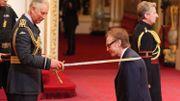Ray Davies a été fait chevalier