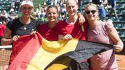 "Tathiana Garbin : ""La Belgique peut gagner la Fed Cup"""