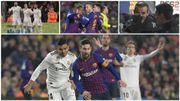 Partage d'amis dans le Clasico en Coupe du Roi, Messi monte au jeu, Courtois remplaçant